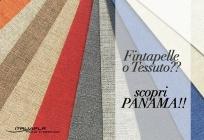 PANAMA by Italvipla: Fintapelle o Tessuto?